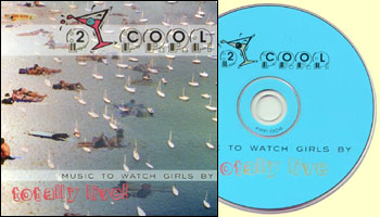 cd: 2 cool - music to watch girls by