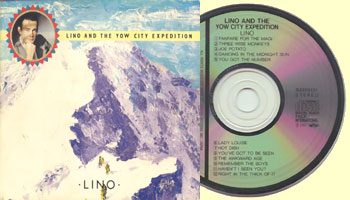 Lino and the Yow City Expedition cd